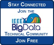 Stay Connected - Join the IEEE Big Data Technical Community for free